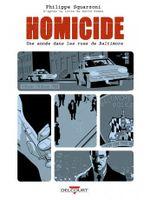 Couverture 4 février - 10 février 1988 - Homicide : une année dans les rues de Baltimore, tome 2
