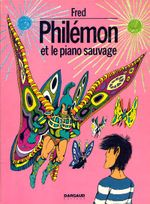 Couverture Le Piano sauvage - Philémon, tome 2