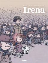 Couverture Le Ghetto - Irena, tome 1