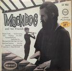 Pochette Moondog and His Friends
