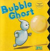 Jaquette Bubble Ghost