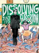 Couverture Dissolving Classroom