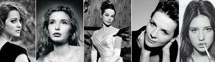 Cover L'actrice française à Hollywood
