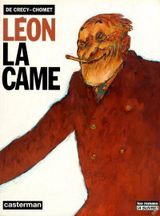 Couverture Léon la Came, tome 1