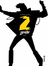 Couverture Zenith - Volume 1
