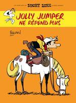 Couverture Jolly Jumper ne répond plus - Lucky Luke vu par..., tome 2