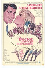 Affiche Doctor, you've got to be kidding!