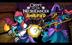 Jaquette Crypt of the Necrodancer: AMPLIFIED