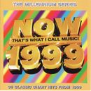 Pochette Now That's What I Call Music! 1999: The Millennium Series