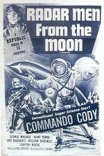 Affiche Radar Men from the moon