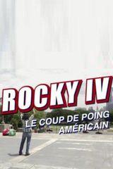 Affiche Rocky IV : Le coup de poing américain