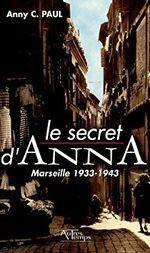 Couverture Le secret d'Anna