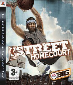 Jaquette NBA Street Homecourt