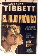 Affiche The Prodigal