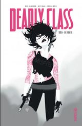 Couverture Deadly Class, tome 4