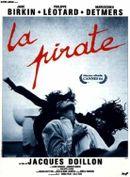 Affiche La Pirate