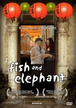 Affiche Fish and Elephant