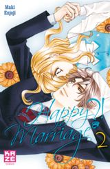 Couverture Happy Marriage ?! - Tome 2