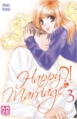 Couverture Happy Marriage ?! - Tome 3