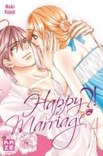 Couverture Happy Marriage ?! - Tome 4