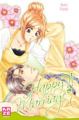 Couverture Happy Marriage ?! - Tome 6