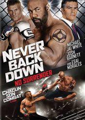 Affiche Never Back Down: No Surrender