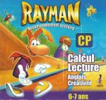Jaquette Rayman Accompagnement Scolaire - CP