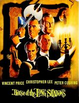 Affiche House of the Long Shadows