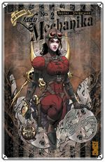 Couverture Lady Mechanika, tome 2