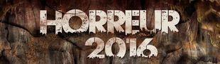 Cover Films d'Horreur : la cuvée 2016