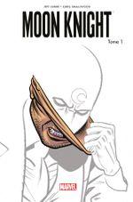 Couverture Bienvenue en Nouvelle Égypte - Moon Knight (2017), tome 1