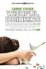 Affiche Wishful Drinking : L'Autobiographie de Carrie Fisher