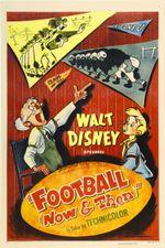 Affiche Football d'Hier et d'Aujourd'hui