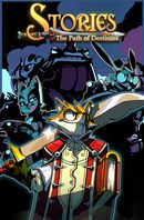 Jaquette Stories: The Path of Destinies