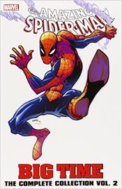 Couverture Spider-Man: Big Time: The Complete Collection Volume 2