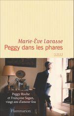 Couverture Peggy dans les phares