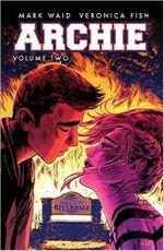 Couverture Archie (2015), tome 2