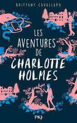 Couverture Les aventures de Charlotte Holmes