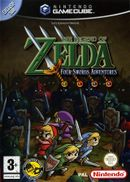 Jaquette The Legend of Zelda: Four Swords Adventures