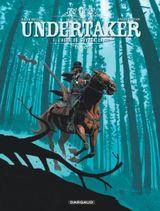 Couverture L'Ogre de Sutter Camp - Undertaker, tome 3