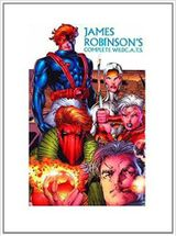 Couverture James Robinson's Complete Wildcats