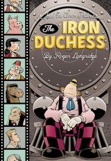 Couverture The Iron Duchess - A Fred the Clown Adventure