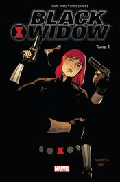 Couverture Le Lion blessé - Black Widow (2016), tome 1