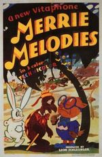 Affiche Merrie Melodies