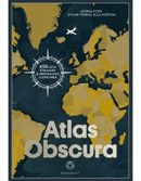Couverture Atlas Obscura