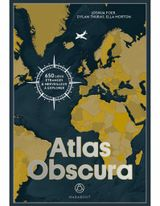 Couverture Atlas Obscura