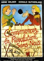 Affiche Commencez la révolution sans nous