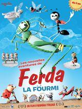 Affiche Les nouvelles aventures de Ferda la fourmi