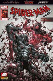 Couverture Minimum Carnage - Spider-Man Universe, tome 7