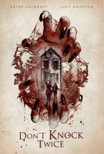 Affiche Don't Knock Twice